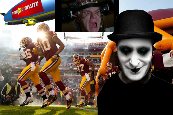 Washington Redskins Mix Existentialism With Historical Revisionism
